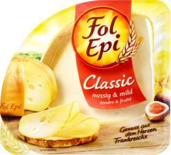 Fol Epi Käse Classic, in Scheiben, 300 g