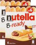 Denner Ferrero Nutella Snack B-ready, 2 x 132 g - bis 30.11.2020