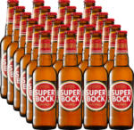 Denner Satellit Super Bock Bier, 24 x 33 cl - bis 30.11.2020