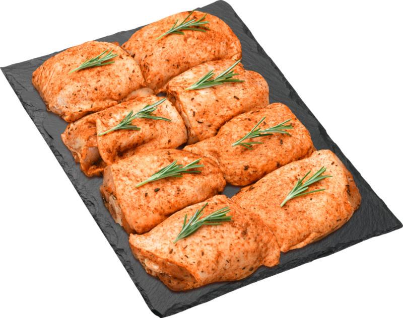 Sovracoscia di pollo BBQ Denner, aromatizzata, Svizzera, ca. 1000 g, al kg