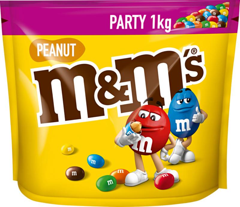 M&M's Peanut, 1 kg