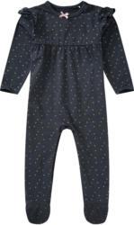 Baby Schlafanzug mit Punkte-Allover
