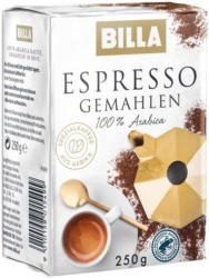BILLA Espresso Gemahlen