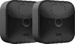 BLINK Outdoor 2 Camera System Überwachungskamera, Schwarz