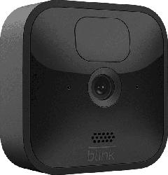 Blink Outdoor Kamera, 3. Generation/2020, Set inkl. Sync-Modul 2, Schwarz (53-024848)