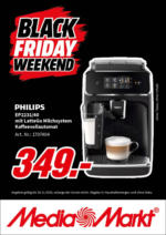 Philips Black Friday Angebot Kaffeevollautomat