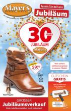 Jubiläum: 30 Jahre Mayer's Markenschuhe!