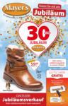 Mayer's Markenschuhe Jubiläum: 30 Jahre Mayer's Markenschuhe! - bis 02.12.2020