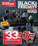 Höffner Black Friday Week - bis 28.11.2020