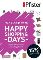 Happy Shopping Days