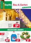 BayWa Bau- & Gartenmärkte Wochenangebote - bis 28.11.2020