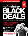 Hofmeister Black Deals - bis 26.11.2020
