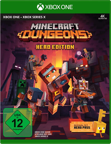 XBO ONE GAME MINECRAFT DUNGEON [Xbox One & Xbox Series XS]