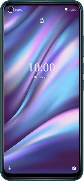 WIKO VIEW5 PLUS 128 GB Aurora Blue Dual SIM