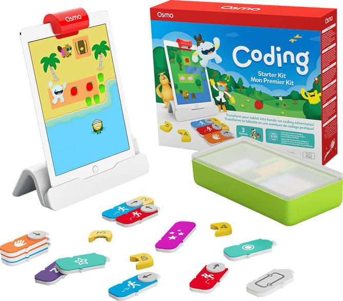 OSMO Osmo Coding Kit Lernspiel, Weiß