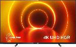 MediaMarkt PHILIPS 50PUS7805/12 LED TV (Flat, 50 Zoll/126 cm, UHD 4K, SMART TV, Ambilight, Saphi Smart TV)