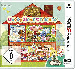 MediaMarkt Animal Crossing: Happy Home Designer (inkl. spezielle amiibo-Karte)