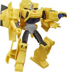 HASBRO Transformers Bumblebee Cyberverse Adventures Warrior-Klasse Bumblebee Actionfigur, Gelb