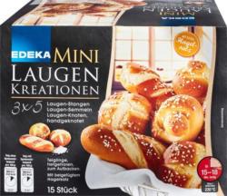 EDEKA Mini Laugen-Kreationen