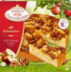 Conditorei Coppenrath & Wiese Altböhmischer Apfel-Walnuss Kuchen