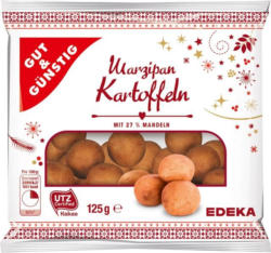 Gut & Günstig Marzipan Kartoffeln