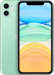 APPLE iPhone 11 128 GB Grün Dual SIM
