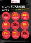 Möbel Hubacher Black Shopping Week - au 29.11.2020