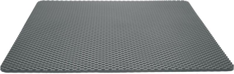Matte für Katzensand grau 65x80cm