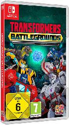Transformers: Battlegrounds [Nintendo Switch]