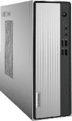 LENOVO IdeaCentre 3, Desktop PC, 4 GB RAM, 1 TB HDD, AMD Radeon Grafik, Mineral Grey