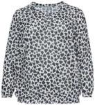 NKD Damen-Bluse mit Herzmuster, große Größen - bis 16.01.2021