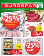 EUROSPAR Flugblatt Oberösterreich