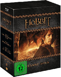 Der Hobbit Trilogie - Extended Edition Box