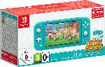 MediaMarkt Switch Lite Türkis + Animal Crossing: New Horizons + Switch Online 3-Monate-Abo
