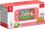 MediaMarkt Switch Lite Koralle + Animal Crossing: New Horizons + Switch Online 3-Monate-Abo