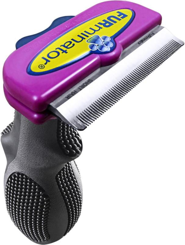 FURminator Short-Hair deShedding Tool Large Cat L