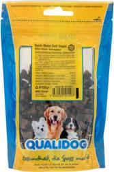 QUALIDOG Friandises pour chien Semi-Moist Gibier 150g