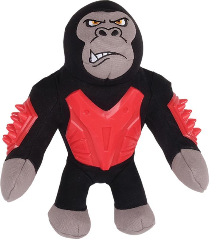 Zeus Jouet pour chien Studs gorille 23cm