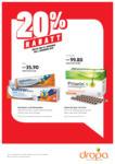 DROPA Drogerie Baden 20% Rabatt - bis 06.12.2020