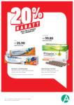 Metalli Apotheke 20% Rabatt - bis 06.12.2020