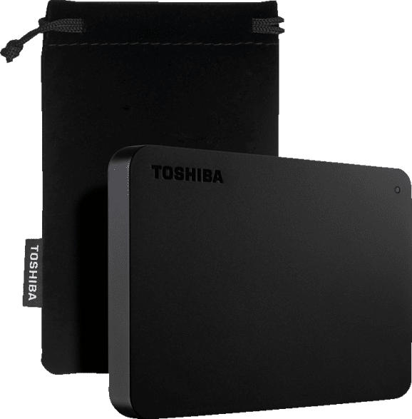 TOSHIBA Canvio Basics Exclusive, 1 TB HDD, 2.5 Zoll, extern