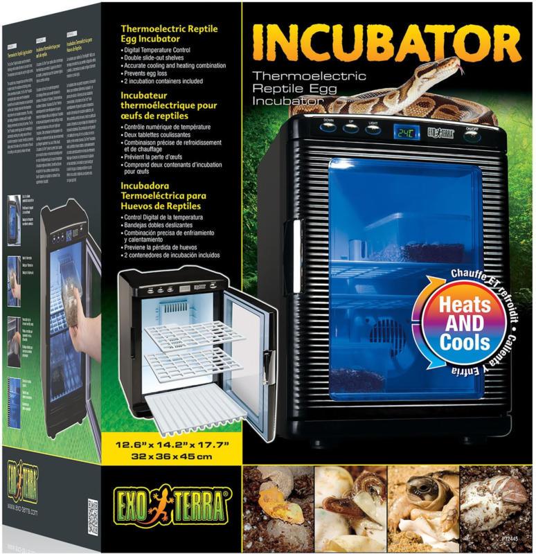 Exo Terra Incubator 33x30x45cm