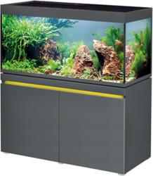 EHEIM Aquarium d'eau douce Incpiria LED 430 graphite