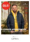 Leffers GmbH & Co. KG Sale Kernige Männermode - bis 10.12.2020