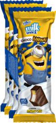 Milino Milk-Snack Minions, Choco Banana, 4 x 30 g