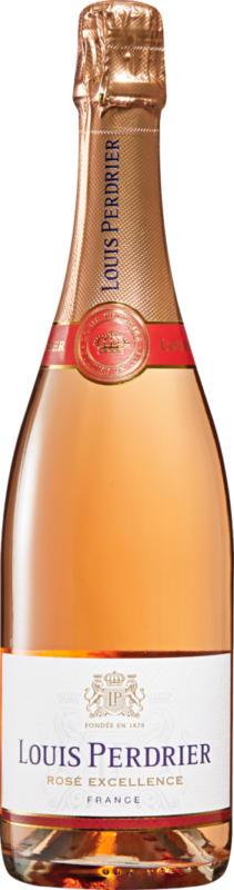 Louis Perdrier Rosé brut, Frankreich, 75 cl