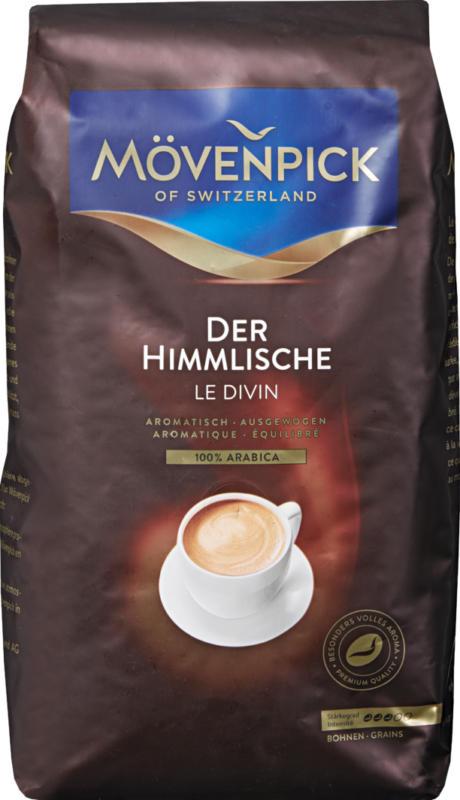 Café Le Divin Mövenpick, en grains, 1 kg
