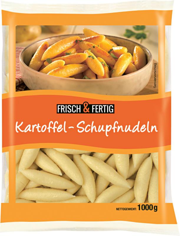 Schupfnudeln de pommes de terre Frisch & Fertig, 1000 g