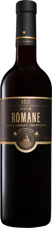 Romane Dôle du Valais AOC, 2019, Vallese, Svizzera, 75 cl