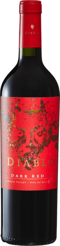 Casillero del Diablo Dark Red Concha y Toro , 2019, Maule Valley, Cile, 75 cl